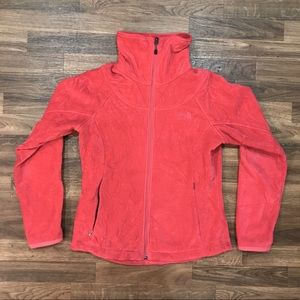 The North Face Womens Pink Osito Jacket Size M